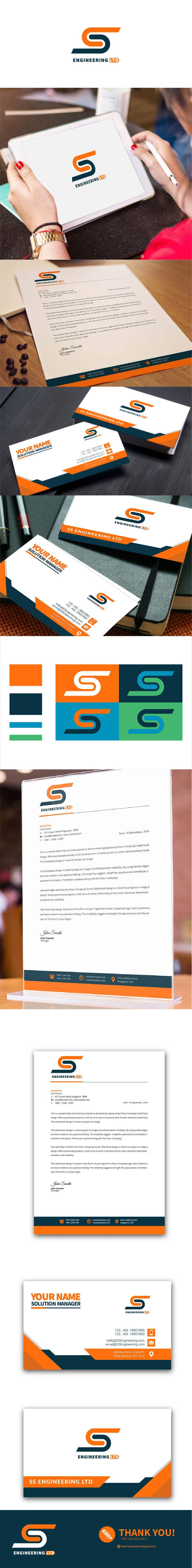 Kilpailutyö #84 kilpailussa Company Logo/Business Cards/Letter Head