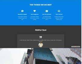 #6 untuk Design a Home Page Mock-up for Website oleh tanvirMahtab323