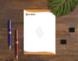 designerabdur tarafından FireBible Letterhead için no 213