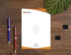 designerabdur tarafından FireBible Letterhead için no 227