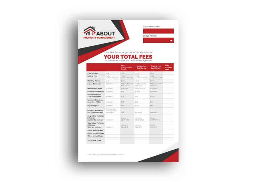 Bài tham dự cuộc thi #26 cho Design a professional PDF document