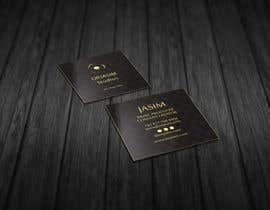 #474 for Make a business card with LOGO by naveedahm09