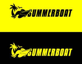 #187 for Logo for summerboat by alfasatrya