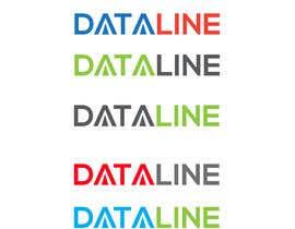 Nro 76 kilpailuun Create a logo for DataLine käyttäjältä Mvstudio71