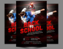 #110 for Back to School, BJJ Academy Ad design. by talk2anilava