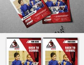 #99 for Back to School, BJJ Academy Ad design. by bartolomeo1