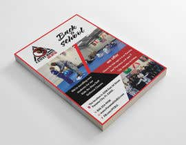 #97 for Back to School, BJJ Academy Ad design. by shihabhossian691
