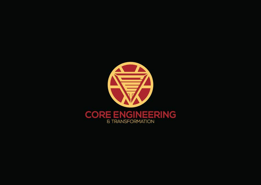 Penyertaan Peraduan #72 untuk Core Engineering & Transformation Logo [S]