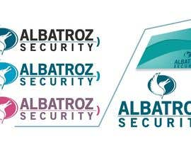 #74 para Logo Design for Albatroz Security por erupt