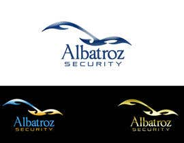 #75 para Logo Design for Albatroz Security por zetabyte