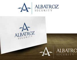 #82 para Logo Design for Albatroz Security por zetabyte