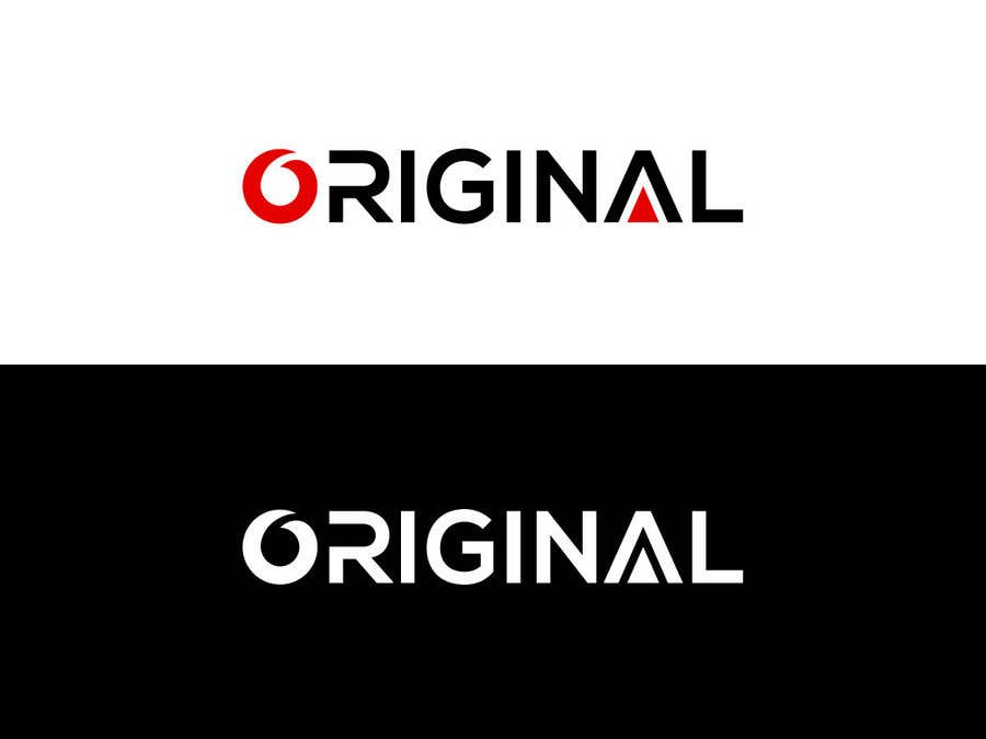 """Kilpailutyö #65 kilpailussa Create Logo for """"Original"""" Brand"""