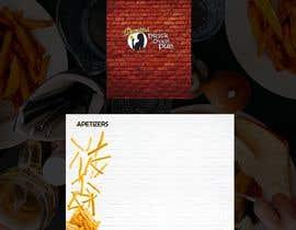 Nro 25 kilpailuun Need A FANTASTIC Restaurant Menu Designed Please! :D käyttäjältä dogamentese
