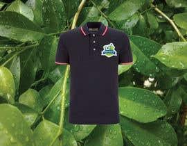 Nro 2 kilpailuun A4 dew leaflet + polo shirt footgolf logo käyttäjältä talha102
