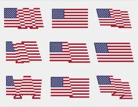 #52 untuk United State Of America flag oleh sajeebhasan177