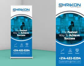 #42 for Design Shrikon Banner af malekhossain1000