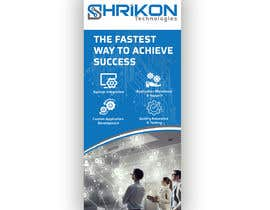 #9 for Design Shrikon Banner af pipra99