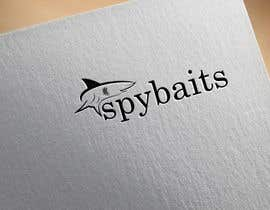 #11 untuk Design a logo for my website spybaits.com oleh biplob504809