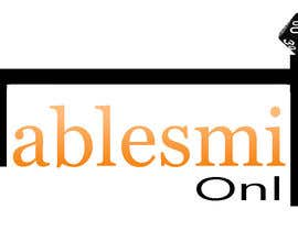 #26 untuk Logo Design for TablesmithOnline website oleh jewelson92