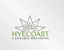 #232 cho HyeCoast - Cannabis Branding bởi imrovicz55
