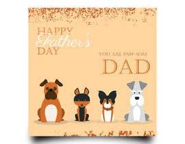 nº 20 pour Fathers Day Graphic for Card par arjp00