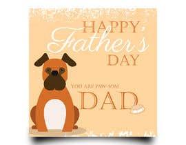 nº 21 pour Fathers Day Graphic for Card par arjp00