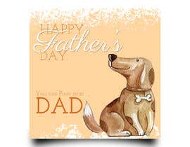 nº 23 pour Fathers Day Graphic for Card par arjp00