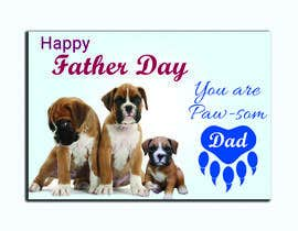 nº 16 pour Fathers Day Graphic for Card par reazuljess2
