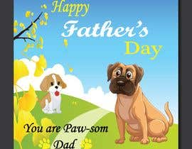 nº 27 pour Fathers Day Graphic for Card par mamunahamed1319