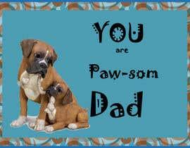 nº 24 pour Fathers Day Graphic for Card par Smrais