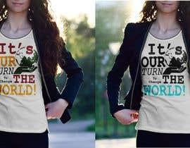 Nro 146 kilpailuun T-shirt Design käyttäjältä jafirbukhari512