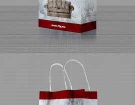 nº 43 pour Design Grocery Bag par Hariiken