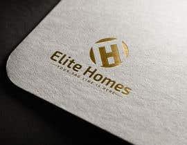 nº 153 pour Elite Homes Logo Design par Alit31