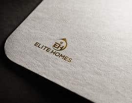 nº 255 pour Elite Homes Logo Design par naimmonsi12