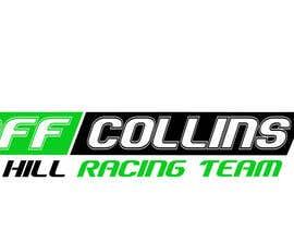 nº 17 pour Design a logo for Coff Collins down hill racing team par ciprilisticus