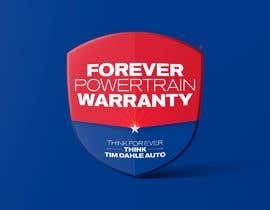 #1194 cho Forever Warranty Logo Car Dealership bởi SBSTNV