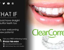 prodesign205 tarafından A sales pieces for our product ClearCorrect Aligners. için no 8