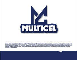#25 untuk I need a logo for a telecommunications company that sells cellphones service contracts and retail and wholesale of this devices . The name of the company is multicel. oleh Akinfusions