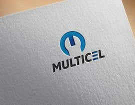 #6 untuk I need a logo for a telecommunications company that sells cellphones service contracts and retail and wholesale of this devices . The name of the company is multicel. oleh skhangfxd