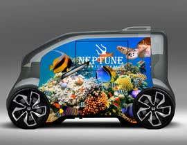 #39 for Vehicle graphics af tjeba00