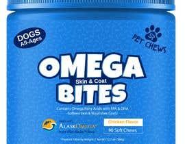 #93 for Label Design (Dog Vitamins) by ramyzien