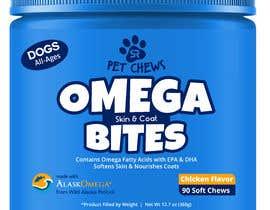 #96 for Label Design (Dog Vitamins) by FARUKTRB