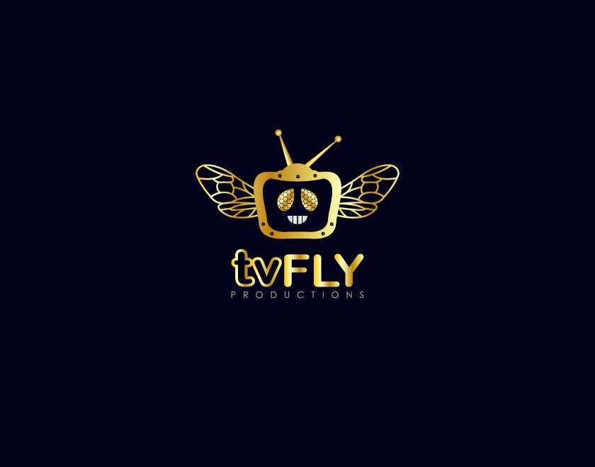 Penyertaan Peraduan #134 untuk TVFLY Productions Logo
