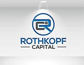 #55 for I need a logo for a real estate investor company called Rothkopf Capital by azahangir611