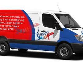 nº 4 pour Van re-design for main website page and van wrap. par zobairit