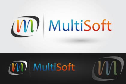 #199 for Logo Design for MULTISOFT by nareshitech