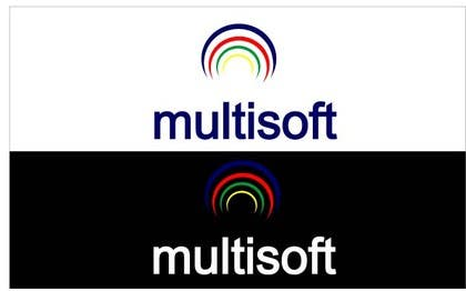#208 for Logo Design for MULTISOFT by anjaliom