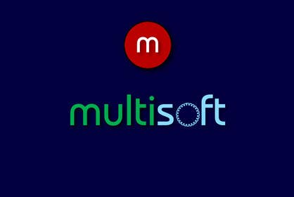 #188 for Logo Design for MULTISOFT by alamin1973