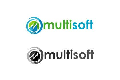 #168 for Logo Design for MULTISOFT by won7