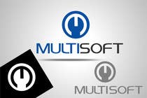 Logo Design for MULTISOFT için Graphic Design52 No.lu Yarışma Girdisi